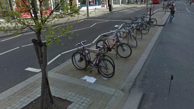 Kensington parking