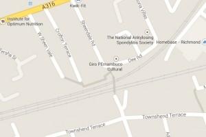 Google Maps - Sheendale Road