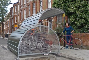 The Lambeth Bikehangar