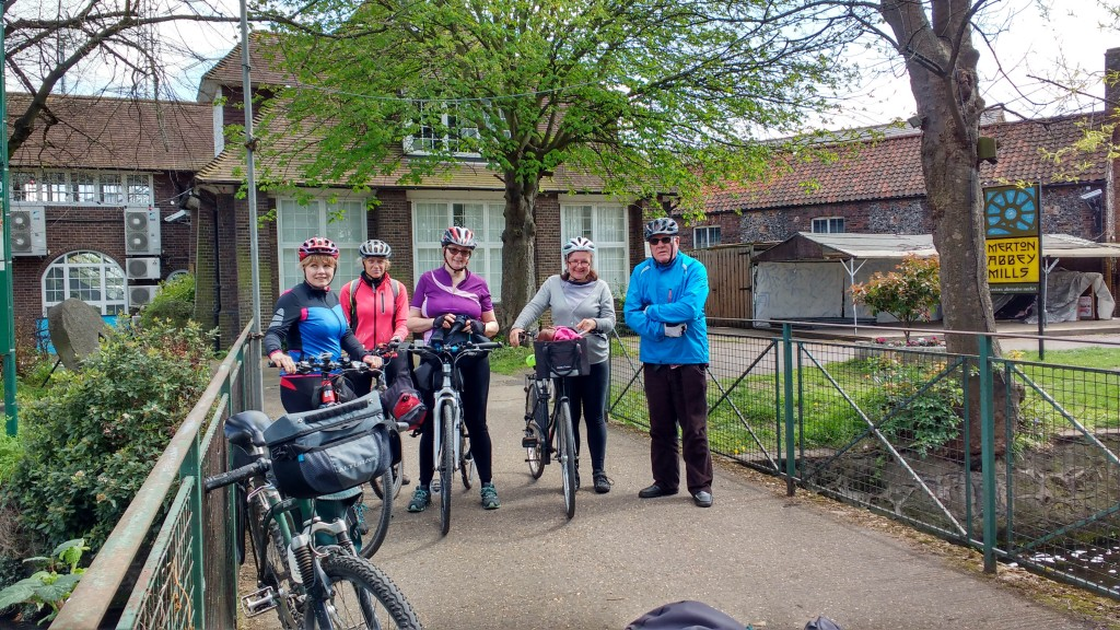 Wandle Ride 17