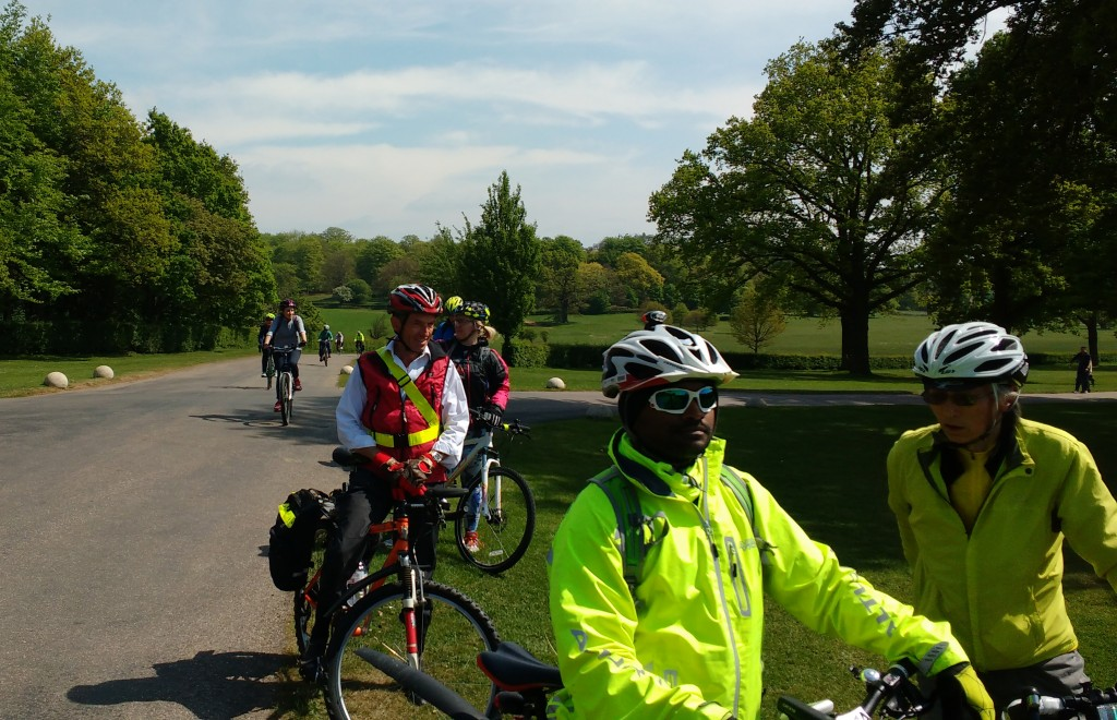 Windsor Ride May 17 2